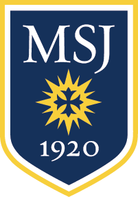 MSJ Shield Logo